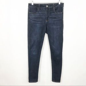 American Eagle | High-rise | Skinny Jeans | 12